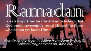 Ramadan event